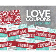 Love Coupons for Him