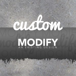 CUSTOM MODIFY FEE