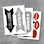 Graduation Silver Photo Booth Props