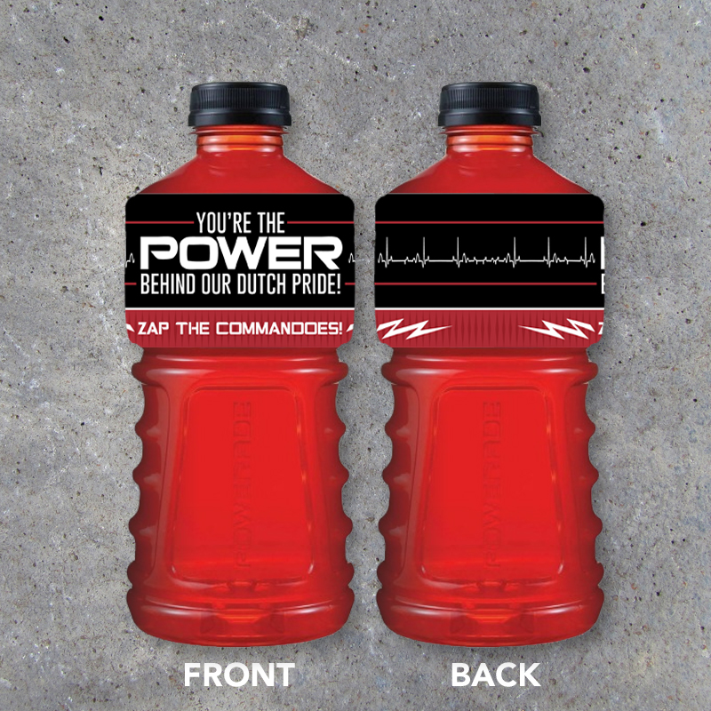 Sports Drink Labels For Powerade Bottle Printables